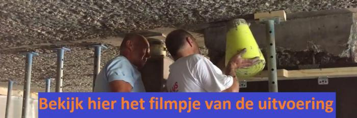 YouTube Filmpje Ervas werkzaamheden Goudbaard Bergen op Zoom